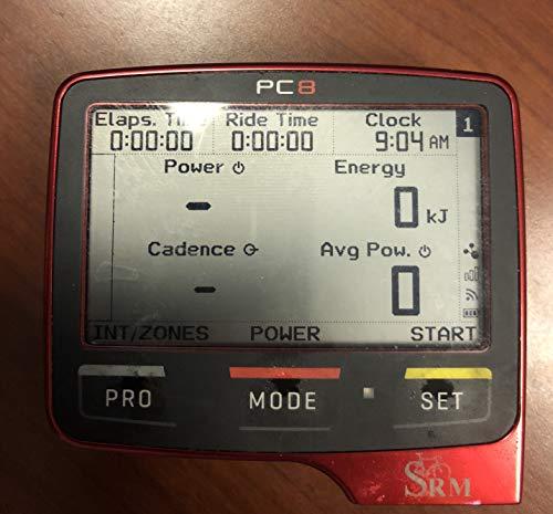 SRM PowerControl 8 (Red)