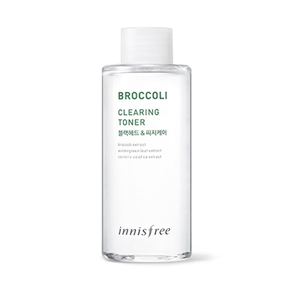 イニスフリーブロッコリークリアリングトナー150ml Innisfree Broccoli Clearing Toner 150ml [海外直送品][並行輸入品]