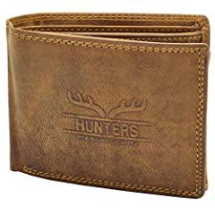 Hunters Leder Geldbeutel