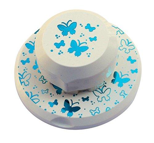 Artoz- Fliegender Stanzer - Motiv Schmetterlinge - Stanzfläche ca. 4,5 x 4,5 cm