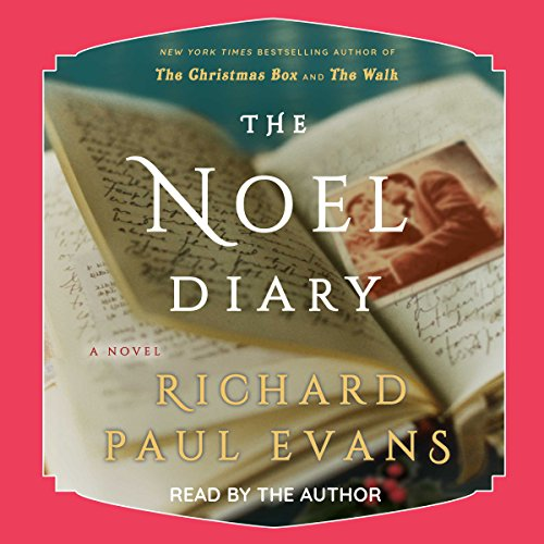 The Noel Diary audiobook cover art