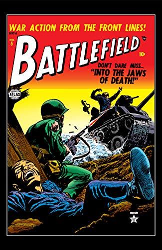 Battlefield (1952-1953) #5 (English Edition)