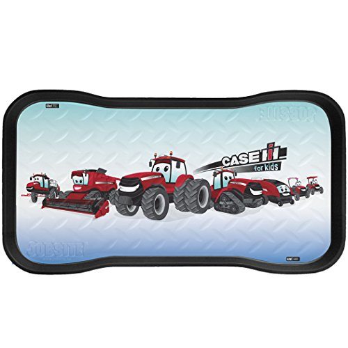 Case IH for Kids Designer Heavy Duty Boot Tray, Multi-Purpose for Shoes, Pets, Garden - Entryway, Garage, Indoor/Outdoor - Floor Protection, Pet Food, Cat Litter Tray - 15 x 28 Inch - 1 Tray