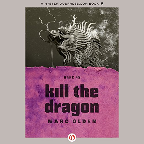Kill the Dragon audiobook cover art