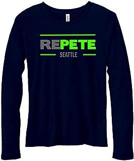 Seattle Re Pete Women's Long Sleeve T-shirt
