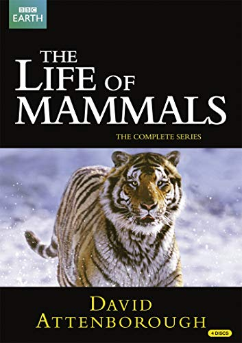Sir David Attenborough: The Life of Mammals (Repackaged) (4 DVDs)