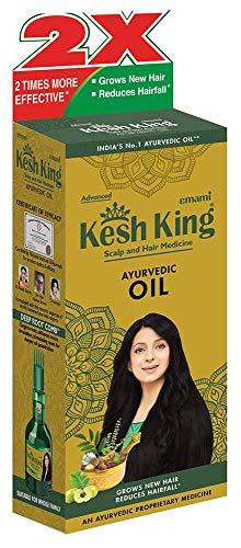 Kesh König Kräuter- Ayurvedic Haaröl Für Haar Wachstum 100 Ml