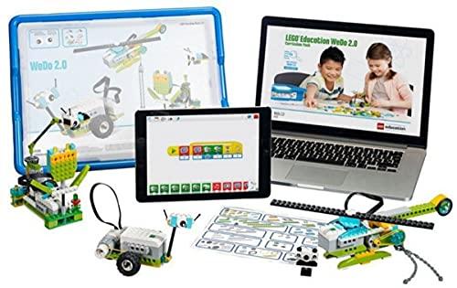 LEGO EDUCATION WEDO 2.0 - SET BASE 2 STUDENTI