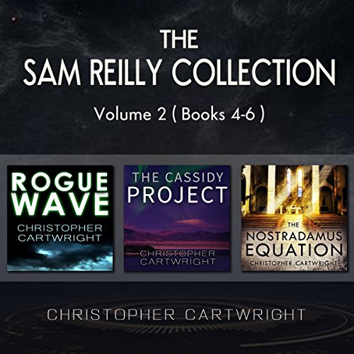 The Sam Reilly Collection, Volume 2 audiobook cover art