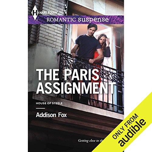 The Paris Assignment audiobook cover art