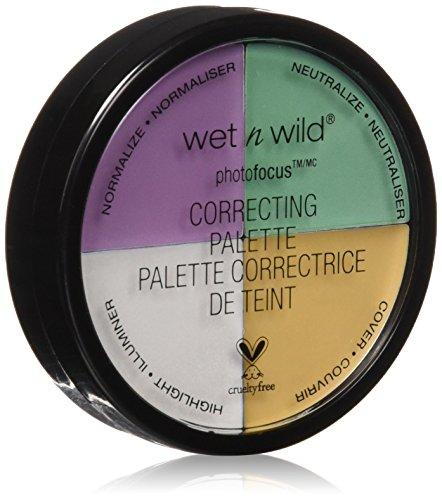 Paletas De Maquillaje Coloridos marca Wet n Wild