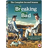 Breaking Bad: AMC Series - Complete Season 2 And Special DVD Extras (4 Disc Box Set) [DVD]