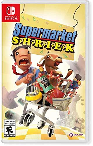 Supermarket Shrek (Switch) is 40% off / $17.99 lowest price ever  Amazon:  Best Buy:…