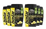 Isostar Hydrate & Perform Zitrone, 6 Dosen a 400g