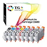 (8 Color) TG Imaging 8-Pack Compatible with Ink Cartridge Canon 42 CLI-42 CLI42 Used in Pixma Pro-100 Series Printers