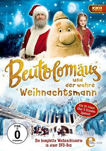Beutolomäus und der wahre Weihnachtsmann - Die komplette Weihnachtsserie - DVD-Box (Folge 1 - 24)