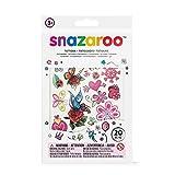Snazaroo - Set de tatuajes temporales, fantasía