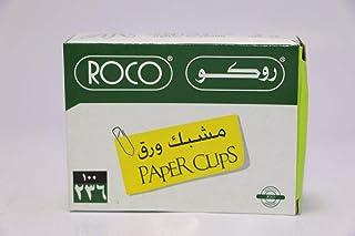 Paper Clips Roco Size 236 100 Pcs, Rq 22550