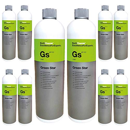 Koch Chemie Greenstar 10x GS Green Star Universalreiniger 10x 1L