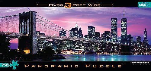 Buffalo Games Brooklyn Bridge 750 Pieces Jigsaw Puzzle by Buffalo Games