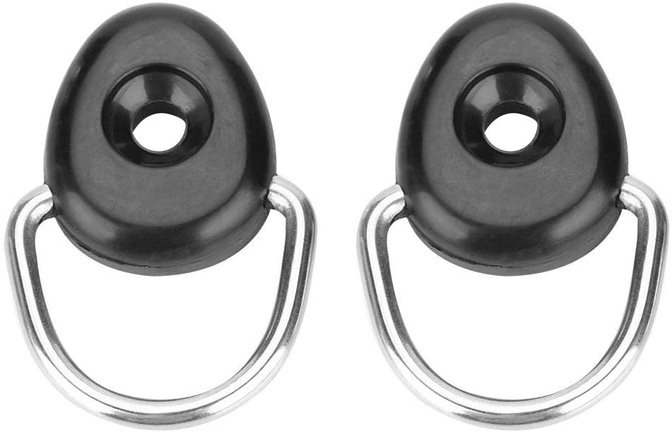 Kayak D Ring Detroit Mall 6pcs Canoe Al sold out. Buckle Fitti Deck Tie Safety Down Loop