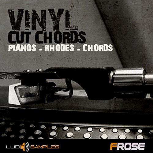 Vinyl Cut Chords, Vinyl Samples, Vinyl Chords, Rhodes Chords | Apple Loops/ AIFF | DVD non Box