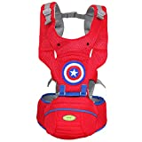 RTGID Fashion Baby Carrier Hipseat Baby Mochila Carrier 360 Multifuncional Baby...