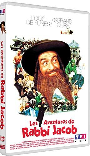 Les Aventures de Rabbi Jacob [FR IMPORT]