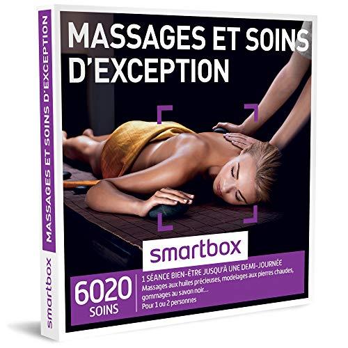 SMARTBOX - Coffret Cadeau - MASSAGES ET SOINS D'EXCEPTION