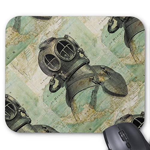 Mouse-Pad 24*20cm | Qualit?ts-Mauspad aus strapazierf?higem Kunststoff mit rutschfester Unterseite aus Zellkautschuk - passend f¨¹r alle g?ngigen Mouse-Luftbild von Hei?luftballons Kappadokien