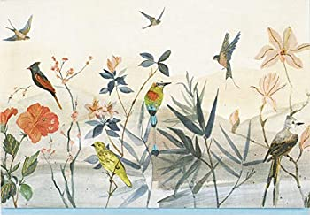 Bird Garden Note Cards  Stationery Boxed Cards