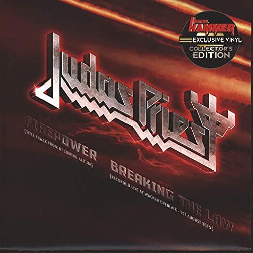 Firepower / Breaking The Law [Vinyl Single]