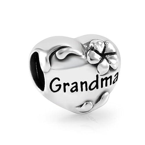 charm grand mother pandora