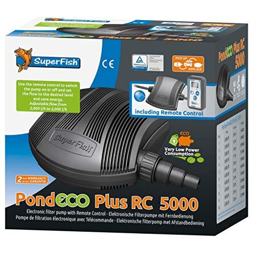 Super Fish Pond Eco Plus RC 5000