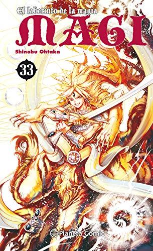 Magi El laberinto de la magia nº 33/37 (Manga Shonen)