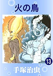 火の鳥 13巻 表紙画像
