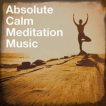 Absolute calm meditation music