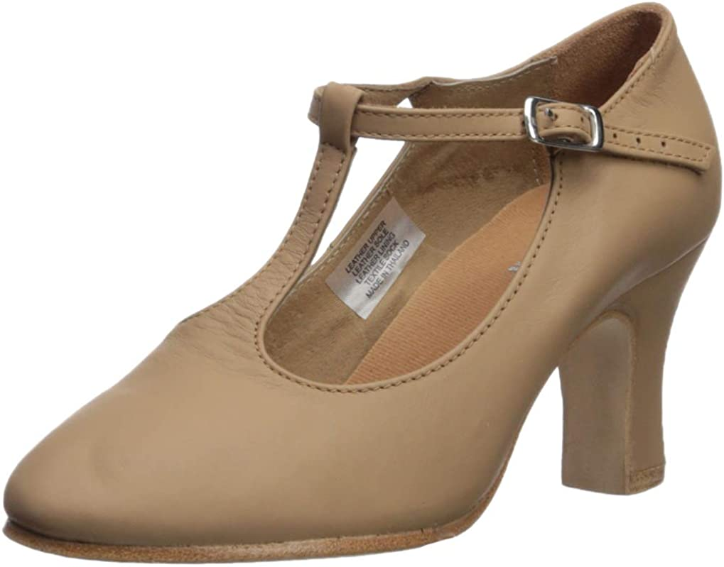 Bloch Women's Chord T-bar Max Max 66% OFF 85% OFF Strap Shoe 3