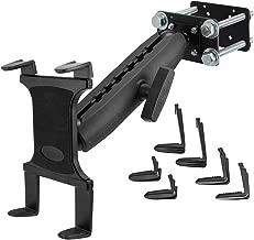 ARKON 38mm Metal Robust Forklift Pillar Tablet Mount Retail Black