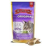 The Missing Link Original All Natural Veterinarian Formulated Superfood Cat Supplement Powder - Balanced Omega 3 & 6 for Healthy Skin & Coat, Immunity & Overall Health - Feline Formula - 6oz