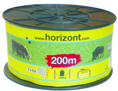 Horziont Drahtlitze, verzinkt, 1.5 mm Ø, 200m-Ring