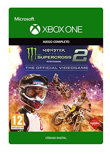 Monster Energy Supercross 2: The Official Videogame 2 - Xbox One – Código de descarga