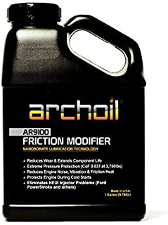 Archoil AR9100 (1 Gallon) Friction Modifier - Treats up to 128 quarts of engine oil