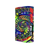 MightySkins Skin Compatible with Sigelei J150 150W TC – Acid   Protective, Durable, and Unique Vinyl Decal wrap Cover   Easy to Apply, Remove, and Change Styles   Made in The USA