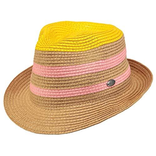 Barts Damen Vilage Hat Sonnenhut, Mehrfarbig (Multicolore 0008), One Size (Herstellergröße: 53)