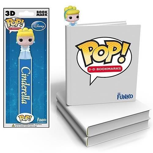 Funko Disney Cinderella 3D Bookmark