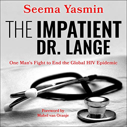The Impatient Dr. Lange audiobook cover art