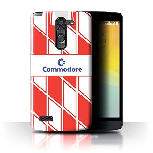 Phone Case/Cover/Skin/LG-CC/Retro Camiseta de fútbol/Kit división 1Colección, Chelsea 1990 Away, LG L Bello/D331