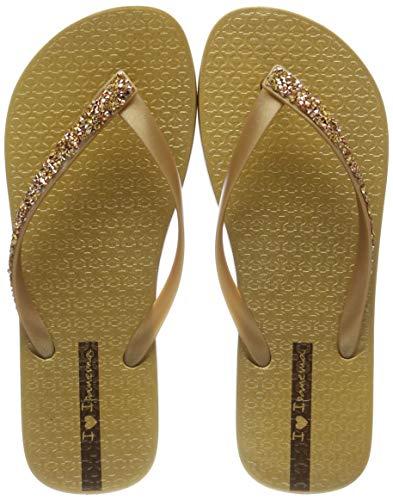 Ipanema Damen Glam Special FEM Zehentrenner Gold (Gold 8871), 39 EU
