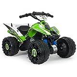 INJUSA Quad Kawasaki ATV, Stable et résistante de...